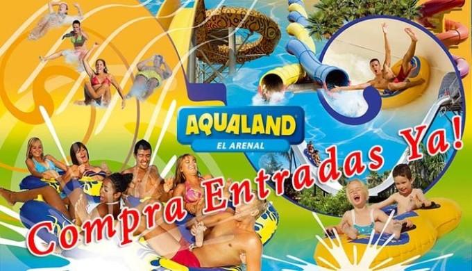 Aqualand sortida familiar AMIPA Es Molinar