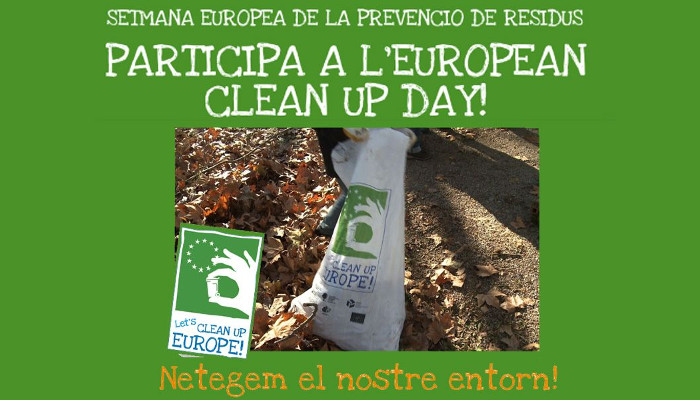 Let's clean up Europe AMIPA Es Molinar