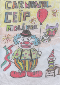 Guanyador carnaval grans AMIPA Es Molinar