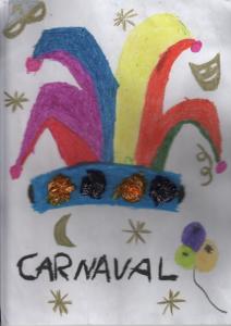 Guanyador carnaval petits AMIPA Es Molinar
